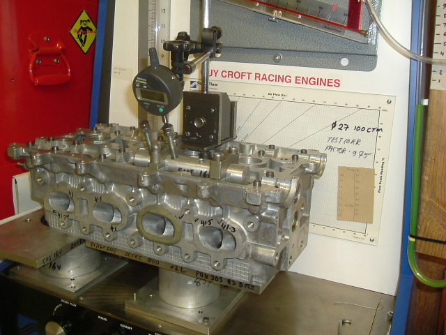 Int 16v rigged for final valve-in tests.JPG