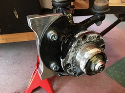 HiSpec Universal Bracket bolted to my brake hanger bracket.jpg