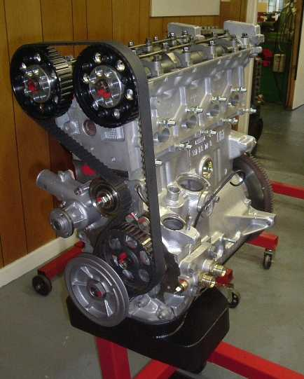 S Parsons built engine three qtr view.JPG